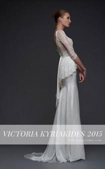 wedding photo - Victoria KyriaKides Fall 2015 Collection