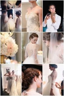 wedding photo - Bridal Fashion Week: Behind the Scenes at the Sareh Nouri 2015 Collection