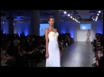 wedding photo - Lazaro Bridal Spring 2015 Runway Show