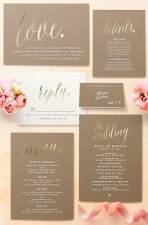 wedding photo - :: Invitations I Love ::