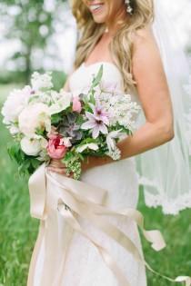 wedding photo - Bouquets