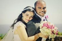 wedding photo - After the Wedding: How the Boas Are Growing Together
