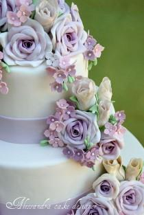 wedding photo - Weddings - Lavender & Lilac