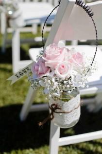 wedding photo - Glamorous Barn Wedding