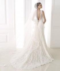 wedding photo - Kala, dress by Pronovias , new collection 2015