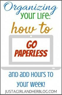 wedding photo - Organizing Your Life: How To Go Paperless And Add Hours To Your Week