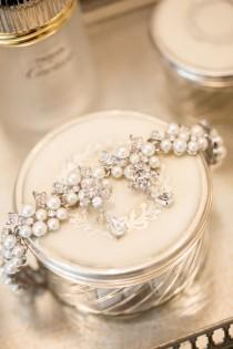 wedding photo - Pearls