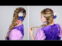 wedding photo - Rapunzel Inspired Braid - No Extensions!