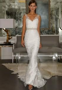 wedding photo - Romona Keveza Collection Fall 2015 Wedding Dresses Use Unique Fabrics In Timeless Silhouettes