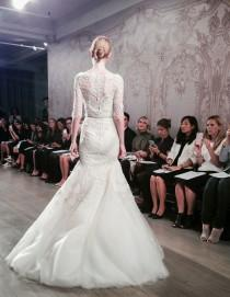 wedding photo - Monique Lhuillier: Fall 2015 Bridal Collection