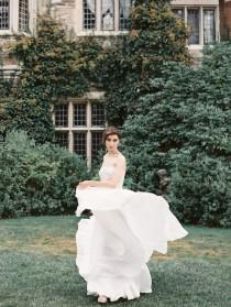 wedding photo - Sareh Nouri Wedding Gowns - Polka Dot Bride