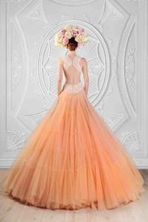 wedding photo - Orange/Peach Wedding Theme