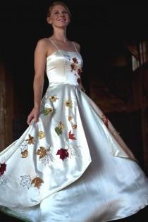 wedding photo - Fall Wedding