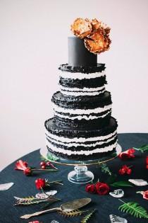 wedding photo - Stunning Wedding Cake & Cupcake Ideas