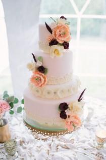 wedding photo - Sophisticated Wedding At Moonstone Manor