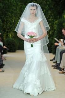 wedding photo - Carolina Herrera, Spring 2014