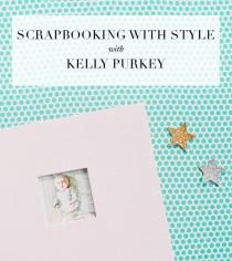 wedding photo - Scrapbooking with Craftsy - and a giveaway!