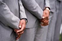wedding photo - Groom   Groomsmen Style
