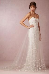 wedding photo - Ava Tulle Skirt