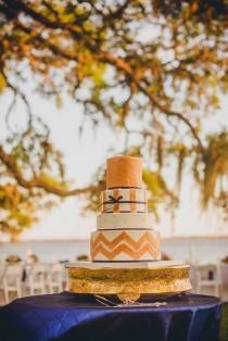 wedding photo - Chevron And Such...