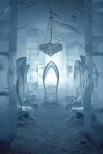 wedding photo - A Hotel Made Of Ice