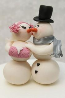 wedding photo - Weddings-Cake,topper