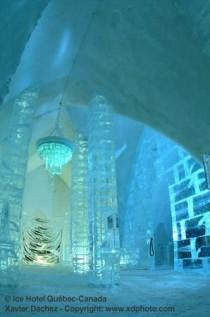 wedding photo - Ice Hotel Weddings: Unique Venues For Your Intimate Wedding