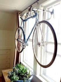 wedding photo - How to Make Homemade Bicycle Hanger - DIY & Crafts - Handimania