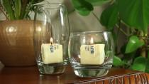 wedding photo - How to Make Emergency Butter Candle - DIY & Crafts - Handimania