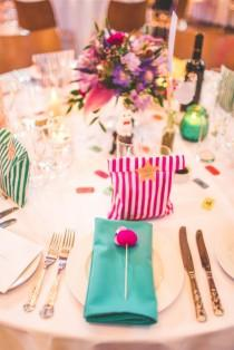 wedding photo - Retro & Colourful Wedding in Hackney: Toni & Christopher