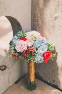 wedding photo - Colorful Wedding In Arizona's Most Beautiful Arcosanty