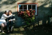 wedding photo - A Rustic Barn Wedding In Caledon, Ontario