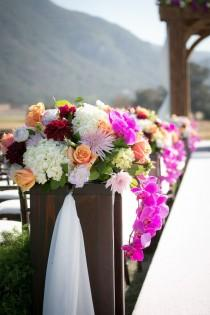 wedding photo - Wedding AISLE