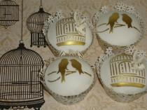 wedding photo - Dessert Tables & Sweet Treats