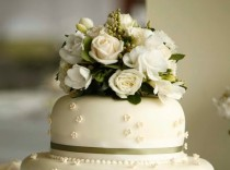 wedding photo - Wedding CAKE Toppers