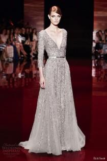 wedding photo - Elie Saab Fall/Winter 2013-2014 Couture Collection