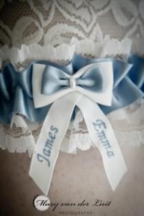 wedding photo - Wedding Garters