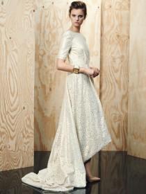 wedding photo - Schönste deutsche Braut-Couture von AmbacherVIDIC, Light & Lace sowie Therese & Luise