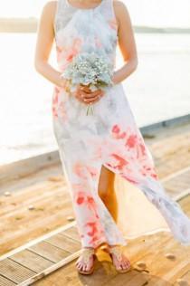 wedding photo - Sunlit Chesapeake Bay Engagement Session
