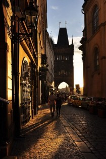 wedding photo - Prague