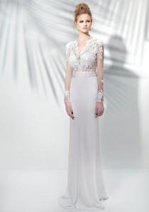 wedding photo - Editor's Pick: Sexy Persy Wedding Dresses