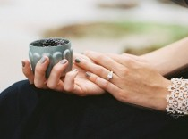wedding photo - Wedding And Engagement Rings
