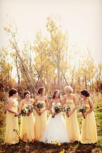 wedding photo - Bridesmaid Inspiration