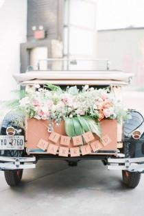 wedding photo - Whisked Away In Style...