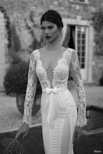 Berta 2015 Bridal Collection — Long Sleeve Wedding Dresses 1947f0b2f