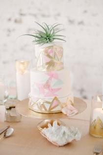 wedding photo - Best Of 2014: Wedding Cakes