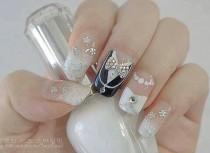 wedding photo - ༺♥༻ Nails Art De Novias༺♥༻