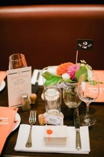 wedding photo - Coral And Peach Wedding Inspiration