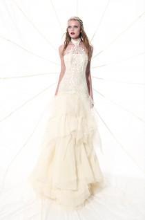 wedding photo - Die neue Yolan Cris Brautmoden Kollektion 2015