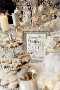 wedding photo - (Dessert Tables)